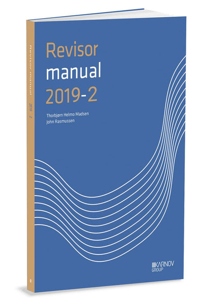 Bog: Revisormanual 2019-2