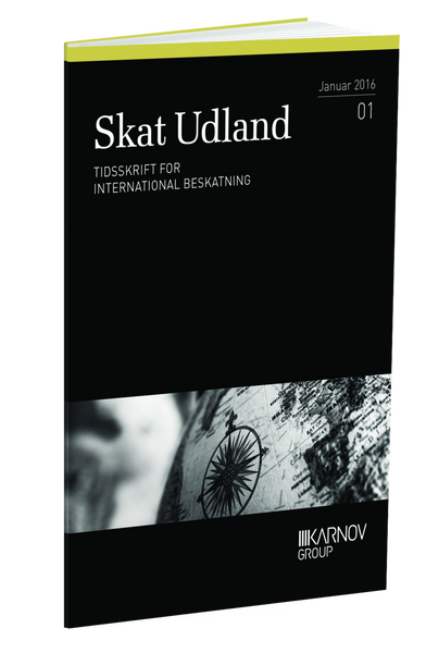 Skat Udland - Tidsskrift for International Beskatning