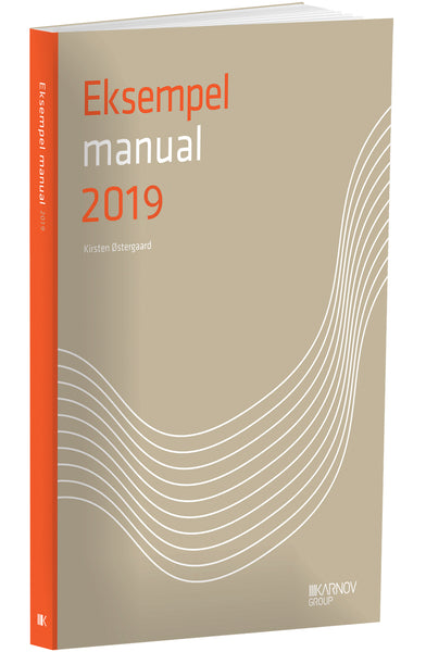 Manual: Eksempelmanual 2019 abonnement