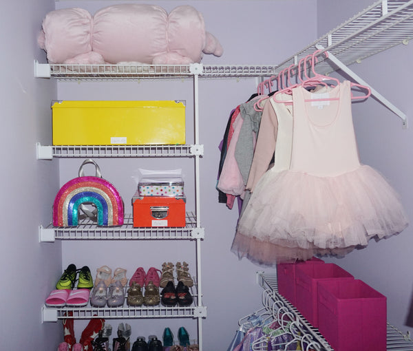 How to Organize Your Kid's Closet Like a Boss