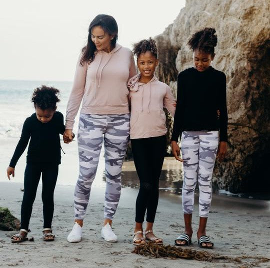 5 Best Brands for Mom and Mini Athleisure Looks