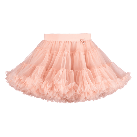 06e7a8db13 Angel's Face Pink Trinity Tutu + Quick Shop. Angel's Face Blush Tutu Skirt  ...