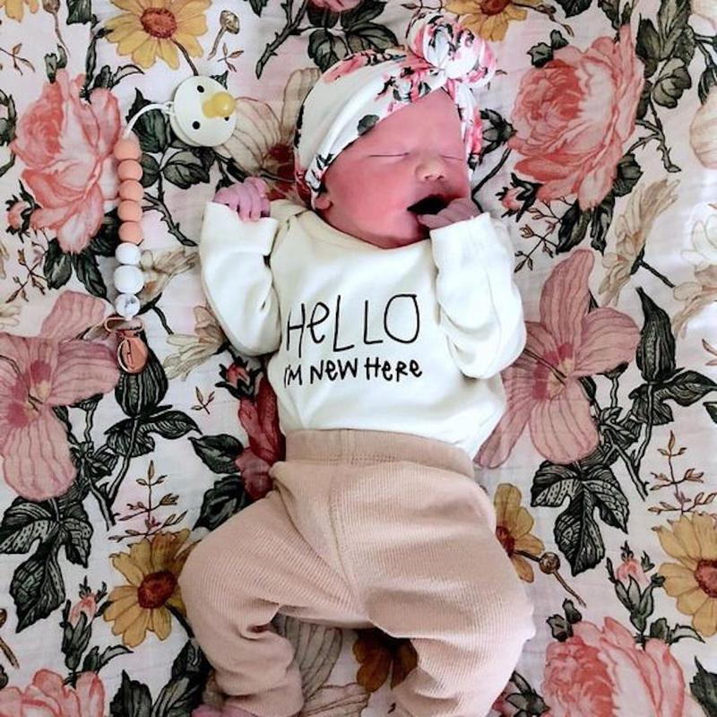 52809cac3 ... Newborn Take Home Outfit ...