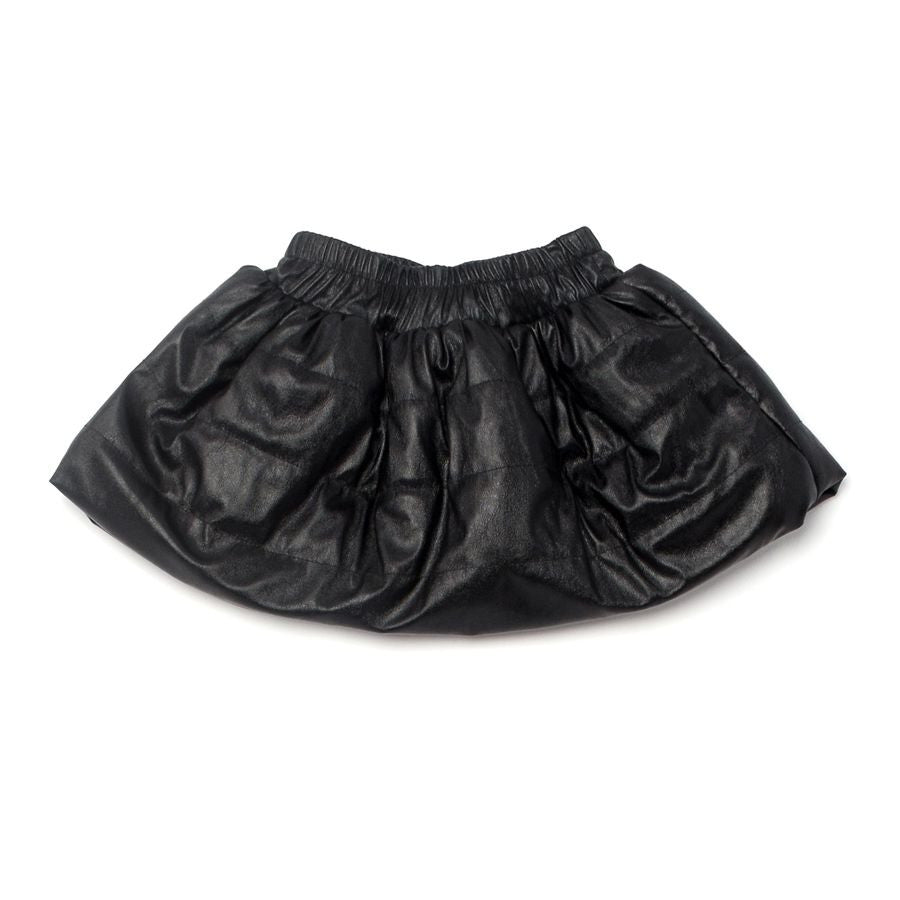a1ac2b345 Black Quilted Skirt by OMAMImini | Cocomingos