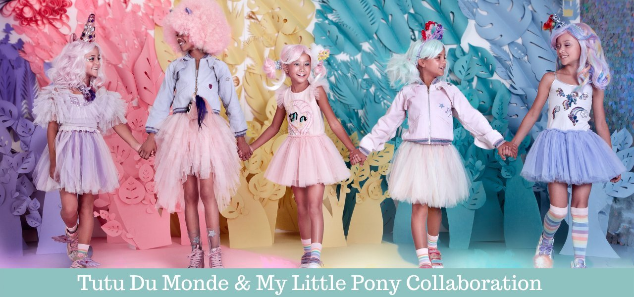 Tutu Du Monde My Little Pony Collaboration
