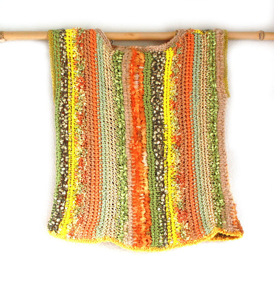 Abba Crocheted Crop Top | Bohemian Dreams Collection