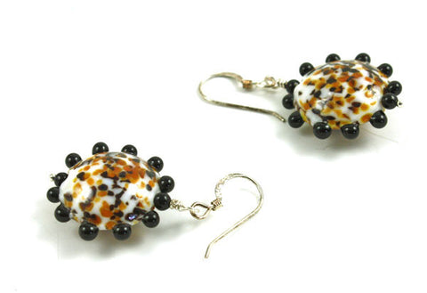 The Spotted Leopard Earrings | The Earring Collection