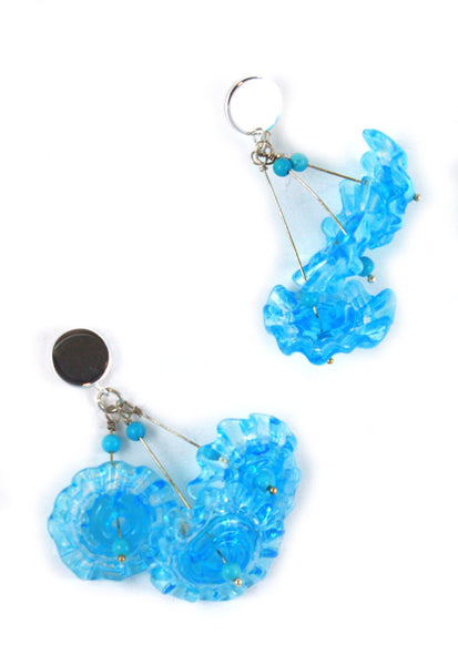 Turquoise Trail Earrings | Desert Blooms Collection