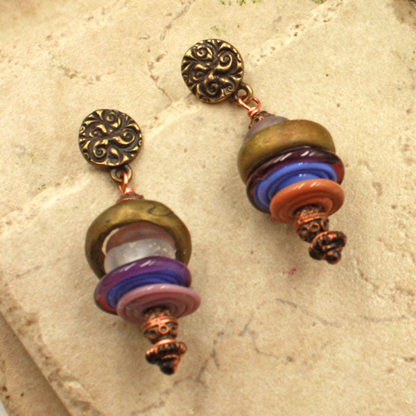 Dolly Earrings | Bohemian Dreams Collection