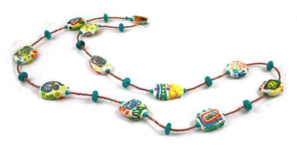 The Picasso Necklace | The Long Collection