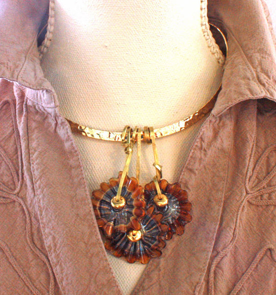 Flowers Along the River Necklace | The Pendant Collection