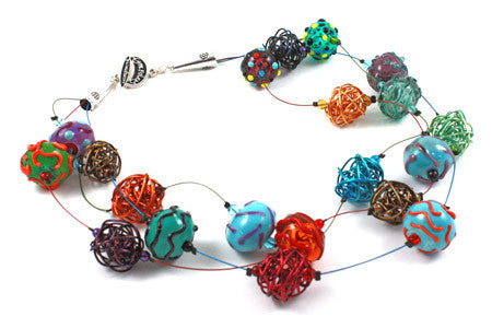 The Bubble Necklace Collection