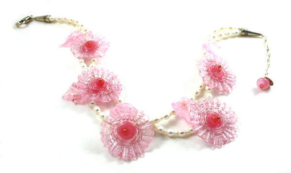 Pincushion Cactus Necklace | Desert Blooms Collection