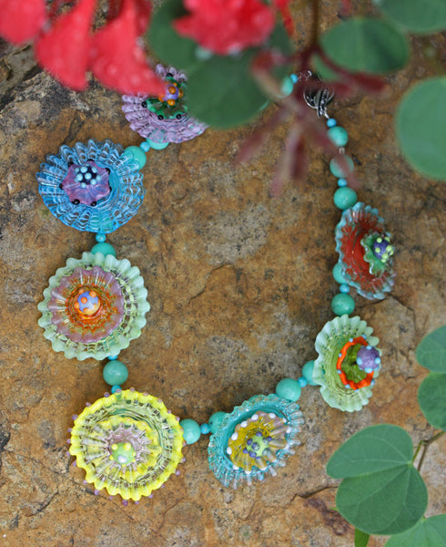 After The Rains Necklace | Desert Blooms Collection