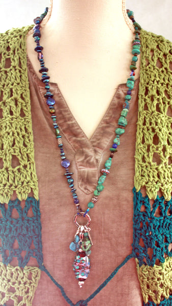 The Carole Necklace | Bohemian Dreams Collection