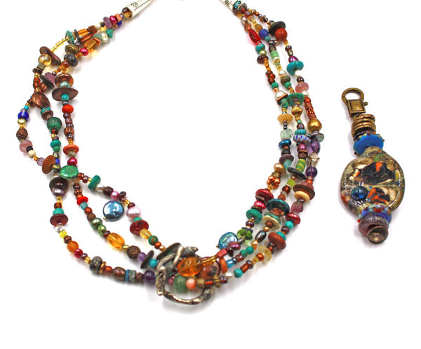 The Mama Cass Necklace | Bohemian Dreams Collection