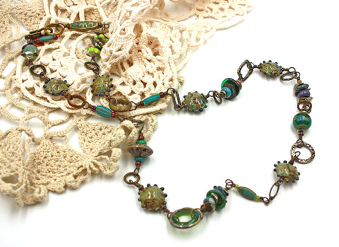 The Tammy Necklace | Bohemian Dreams Collection
