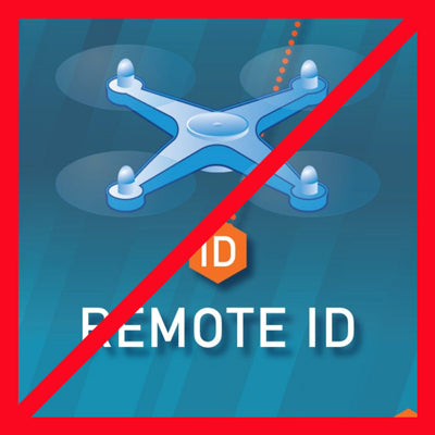 "Say ""No"" To FAA Remote ID for Model Airplanes and other UAS"