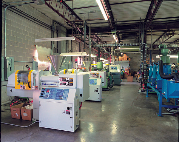 DU-BRO Molding Machines