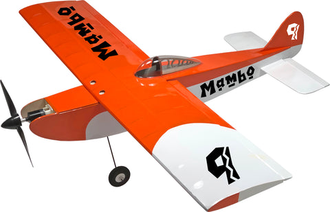 Mambo RC Airplane Kit from Old School Model Works