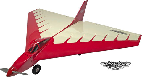 Comet RC Airplane Kit from Old School Model Works