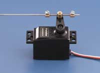 Control Over-Ride Servo Saver