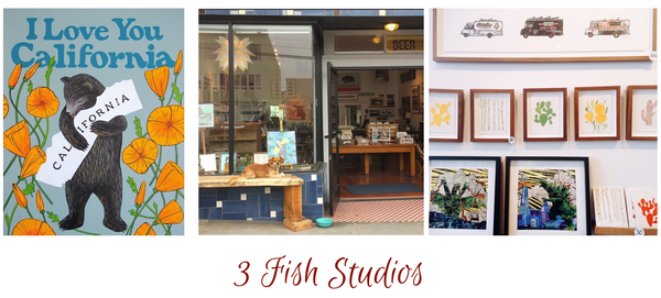 3 Fish Studios, Outer Sunset