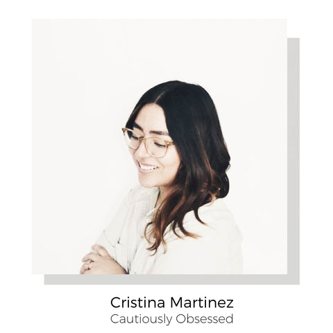 Illustrator and designer, Cristina Martinez