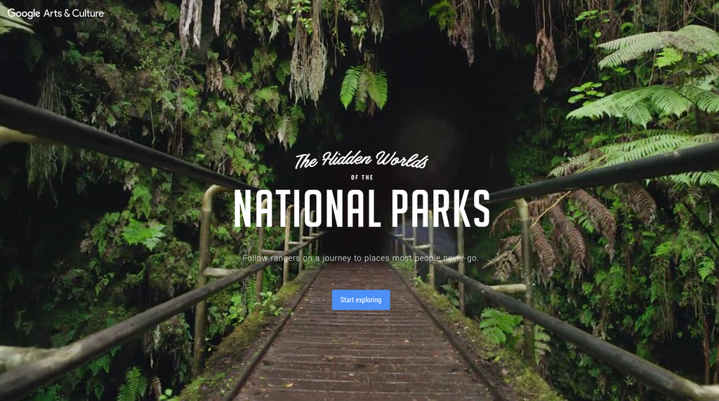 Discover our national parks!