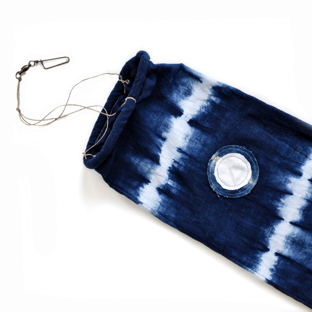 Shibori Koinobori Large Windsock