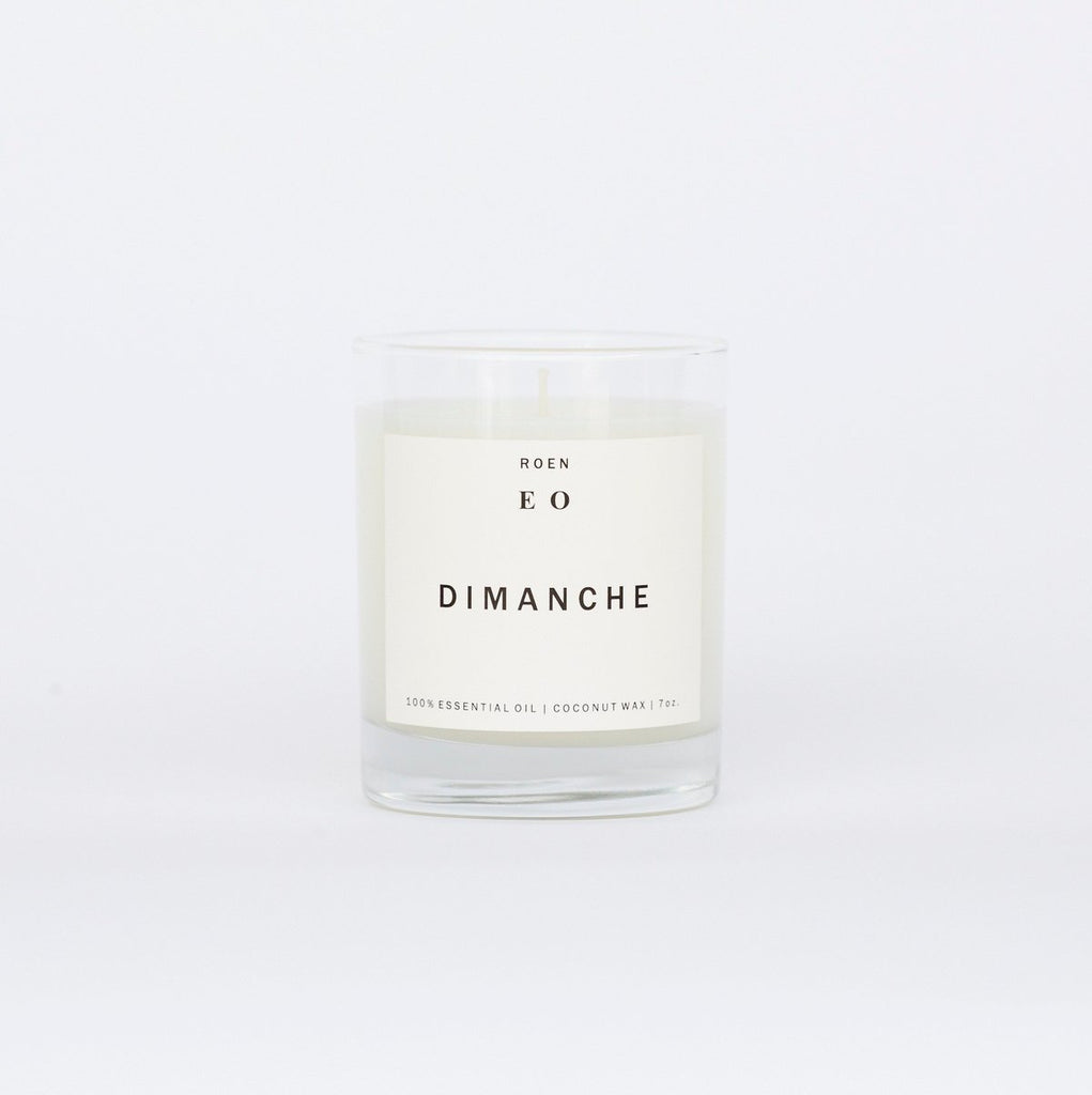 Dimanche Candle