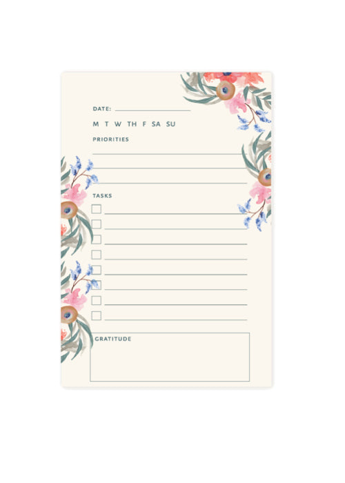 Daily Task Notepad
