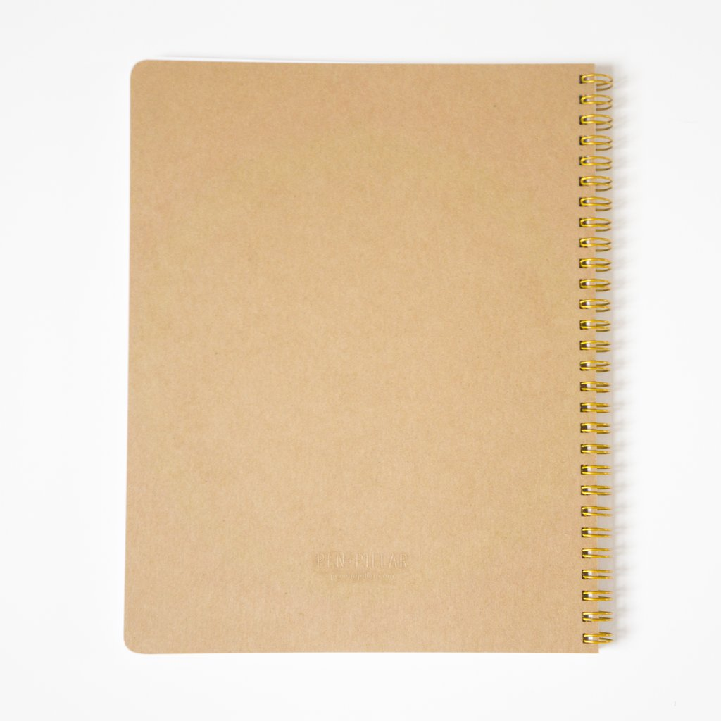 Rainforest Notebook