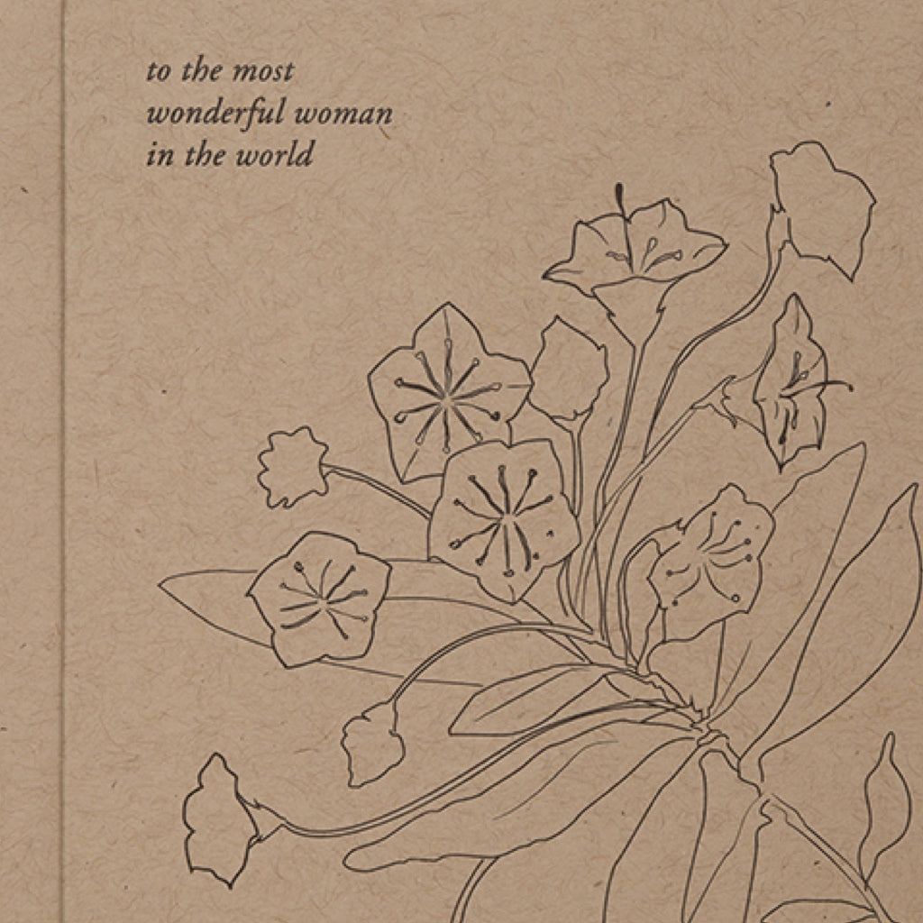 Most Wonderful Woman Card