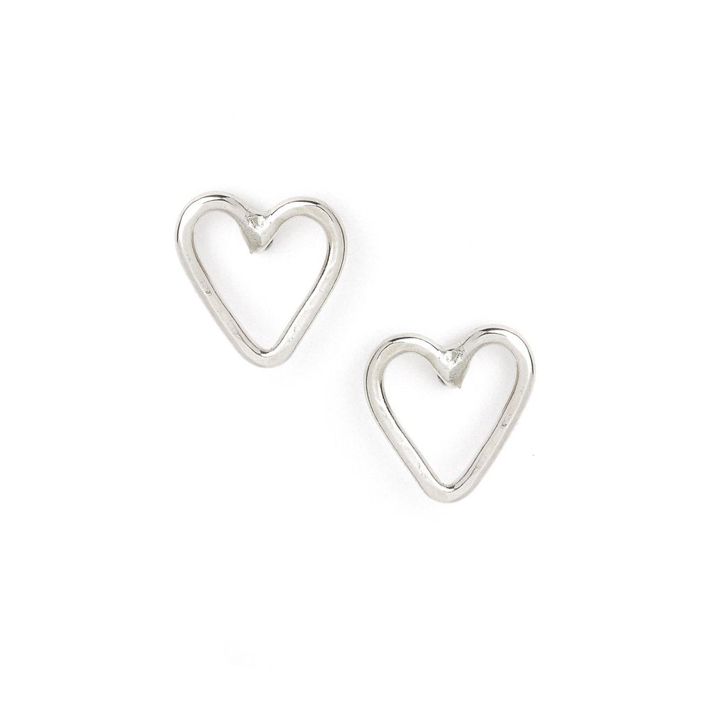Angie Heart Earrings