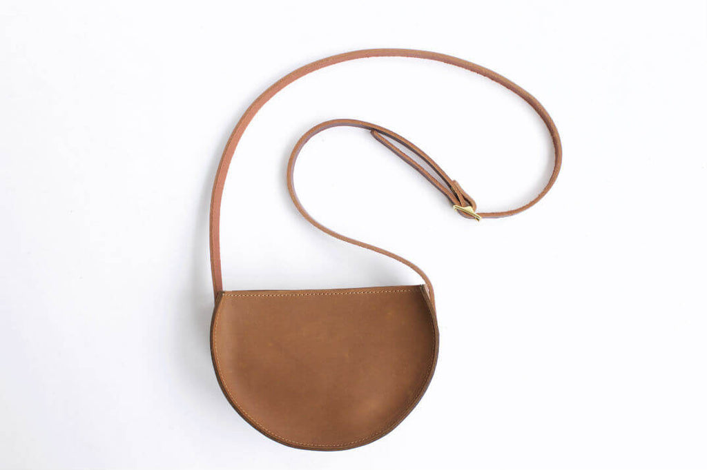 Sophie Crossbody in Cocoa