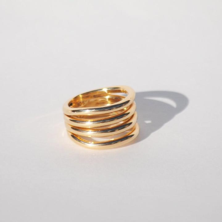 Gertrude Cocktail Ring