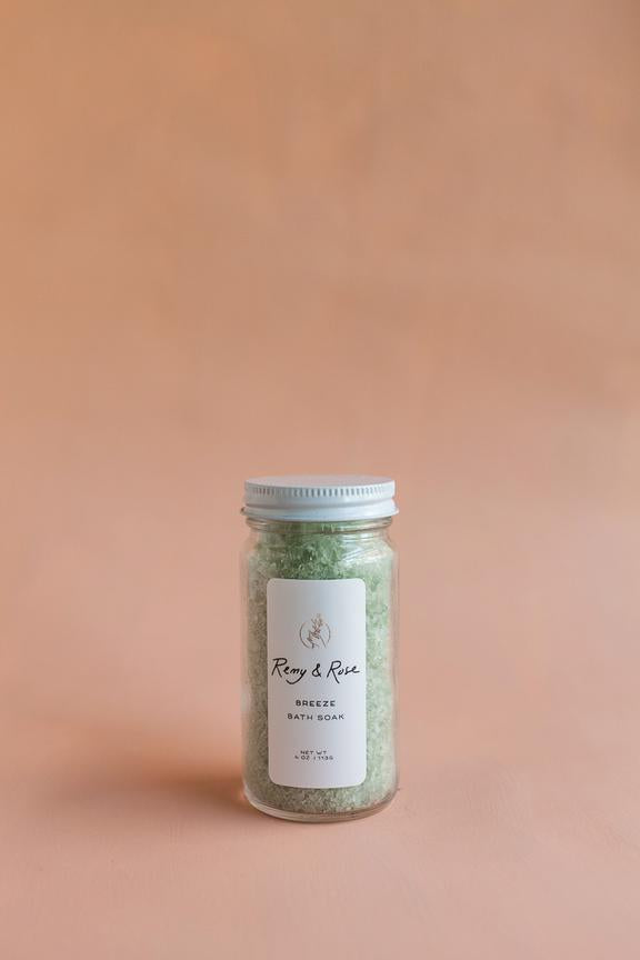 Breeze Travel Bath Soak