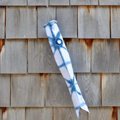 Shibori Koinobori Small Windsock