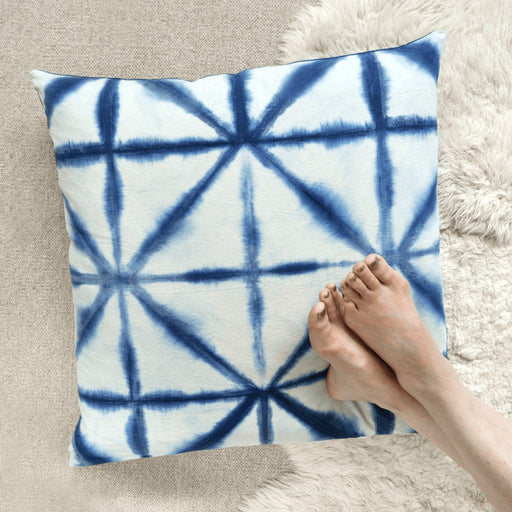 Indigo Floor Pillow