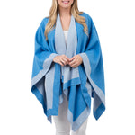 cyan-trendy-shawl-wrap