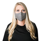 glen plaid non-medical facemask