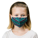 kids non medical facemask xmas love