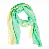 green-yellow-casual-preppy-scarf