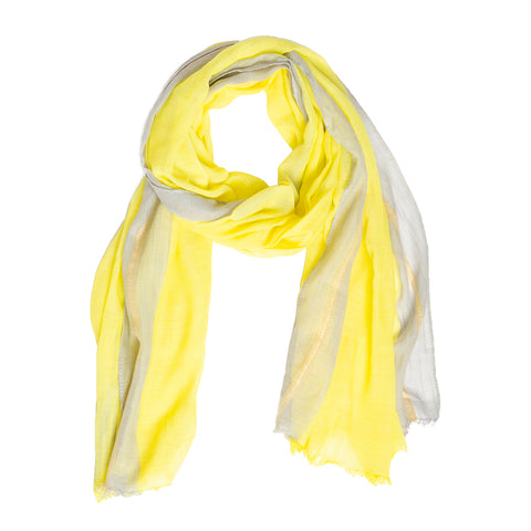 yellow-stylish-casual-scarf