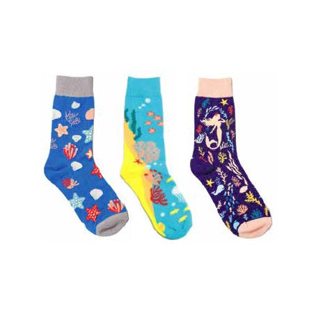 Sea Soiree Sock Set