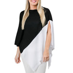Black_White_colorblock_poncho