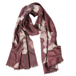 Floral scarf, Viscose, looks for less, Fall accessories