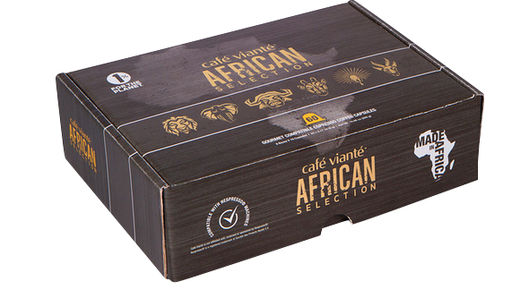 African Selection Gift Box