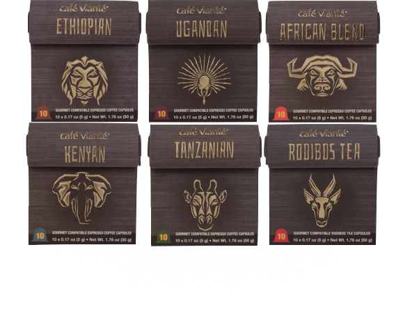 African Selection - Variety Pack - 60 Capsules